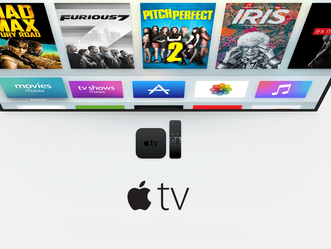 Watch: First look at the new Apple TV (video)
