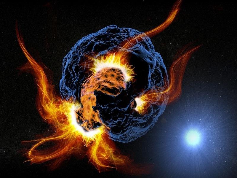 Asteroid defence system in development using Star Wars-like laser satellites