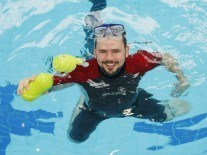 Limerick student's underwater breathing system wins Irish James Dyson Award 2015