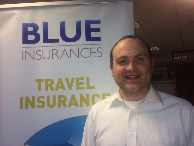 The five-minute CIO: Dave Moore, Blue Insurances