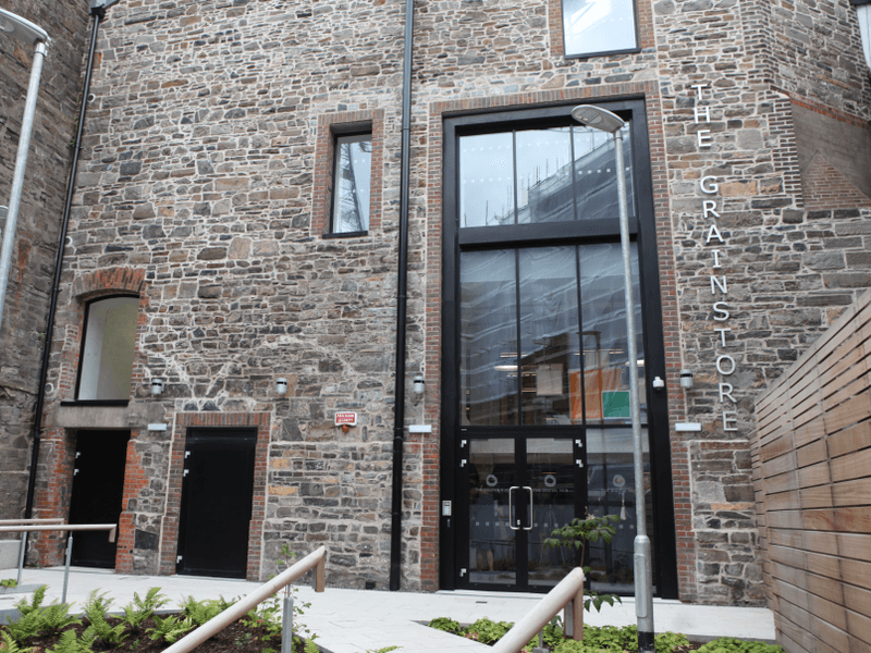 Grainstore opens as Digital Hub continues expansion