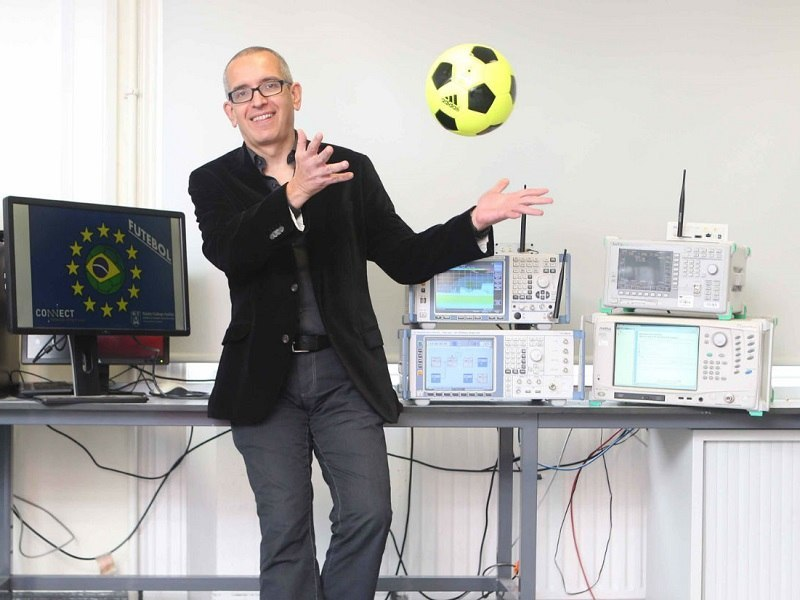 Irish-led EU-Brazil team aims to develop future IoT infrastructure