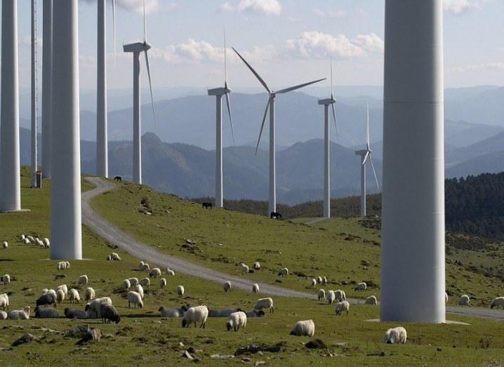 Gaelectric: wind turbines