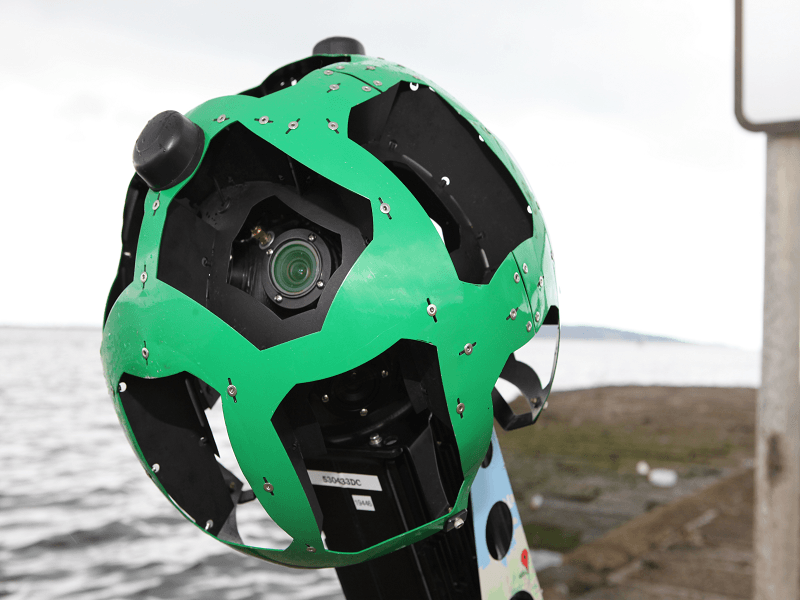 Fáilte Ireland using Google Trekker to digitise Ireland's coasts (video)