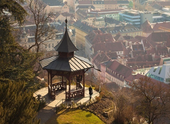 The European Youth Award: Graz, Austria