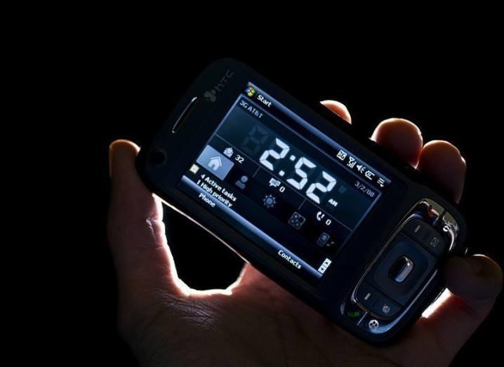 HTC handset