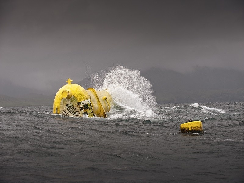 Irish wave energy project InnoWave awarded €800,000 in EU funding