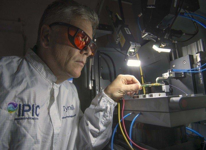 Dr Peter O'Brien, IPIC