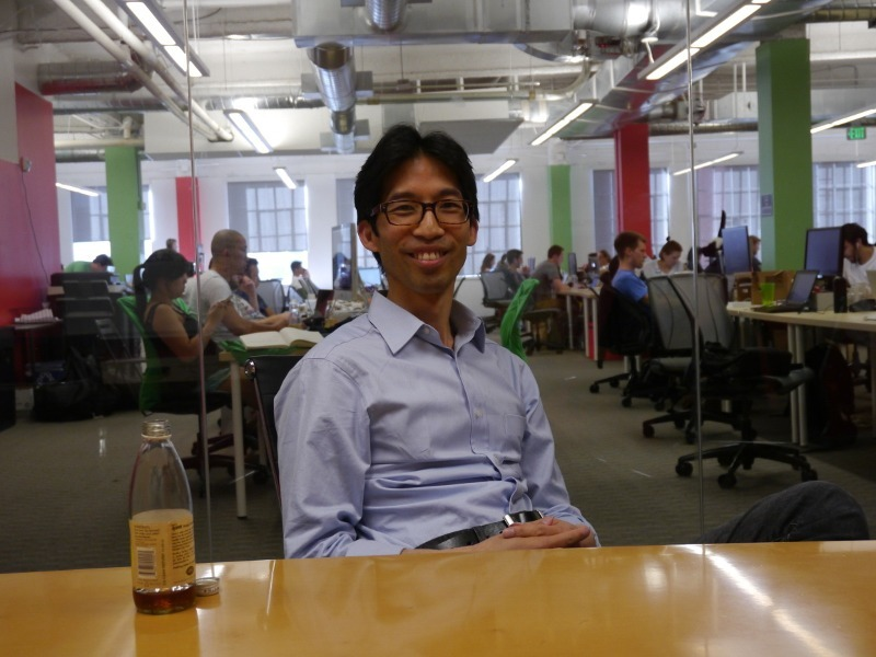 500 Startups' Marvin Liao – 'I don't invest in PowerPoint start-ups'