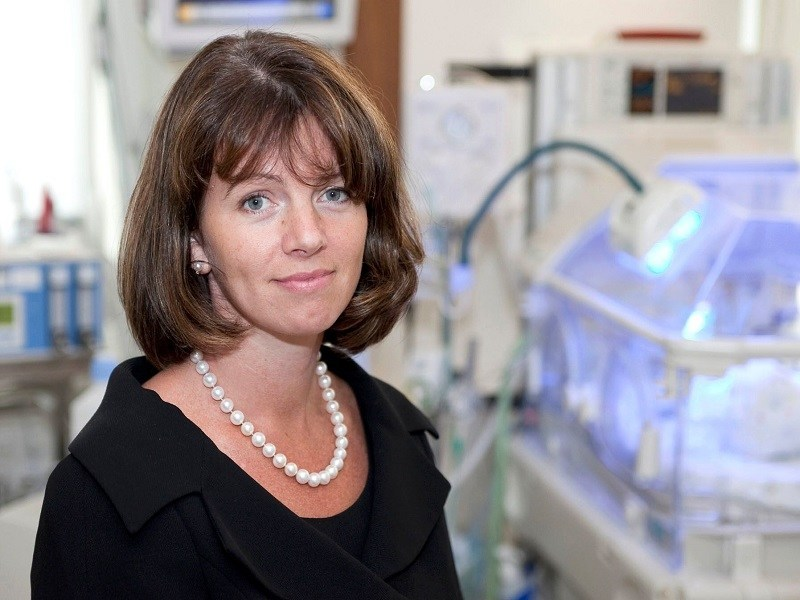 Prof Louise Kenny wins international award for INFANT work