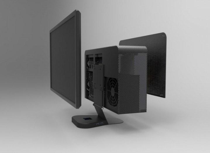 Crono Labs: desktop design