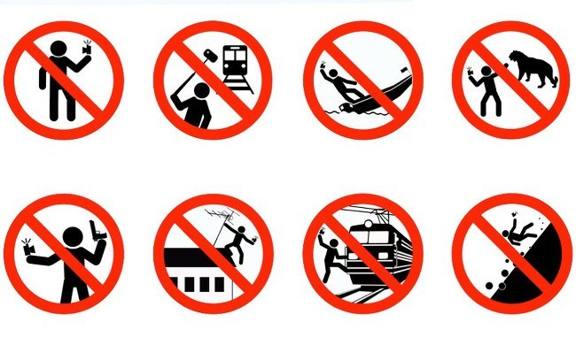 Selfie deaths Russia advice