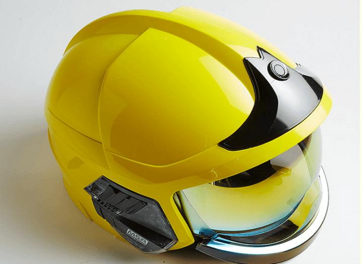 James Dyson award Sense helmet
