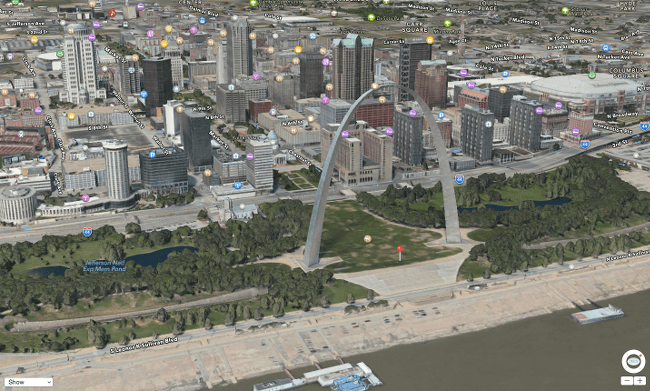 St Louis, MO, Gateway Arch
