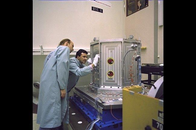 TeamSat satellite