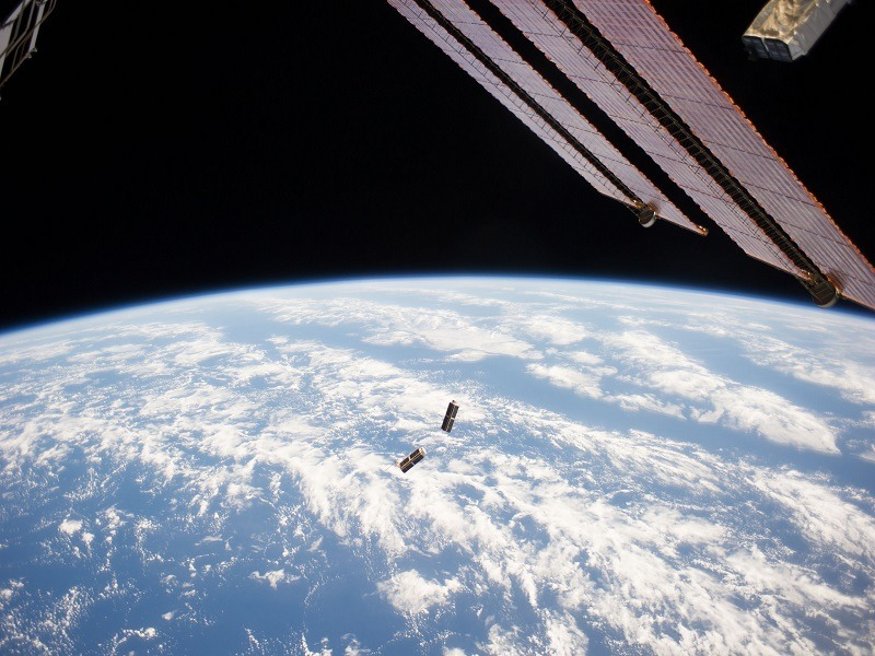 NASA developing tractor beam for satellites using hoverboard tech