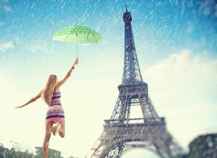 Umbrella agreement paris rain