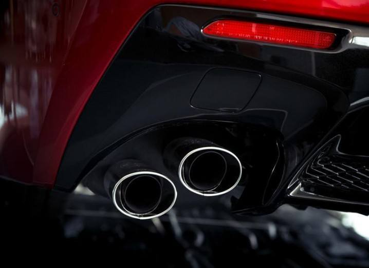 VW scandal exhaust