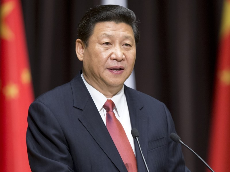 China President Xi Jinping: 'We don't hack US businesses'