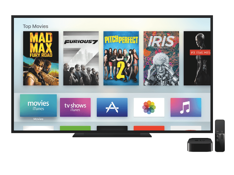 The future of TV is apps, says Apple CEO as new Apple TV revealed
