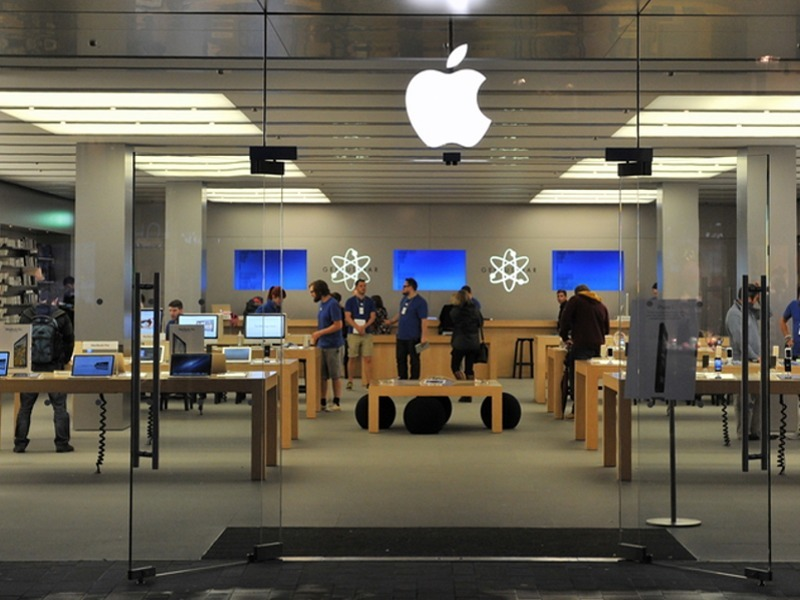 Apple's enterprise revenues surge to US$25bn