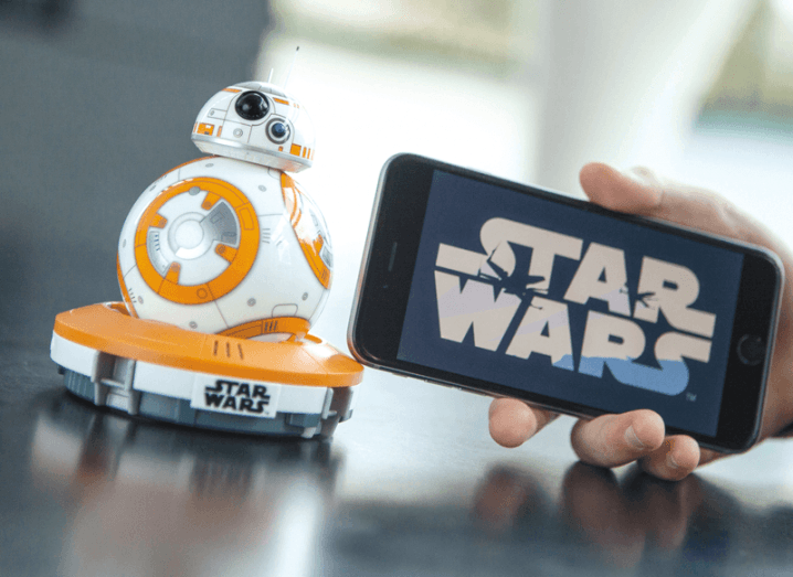 Gadgets: Sphero's BB-8 Star Wars droid, and app