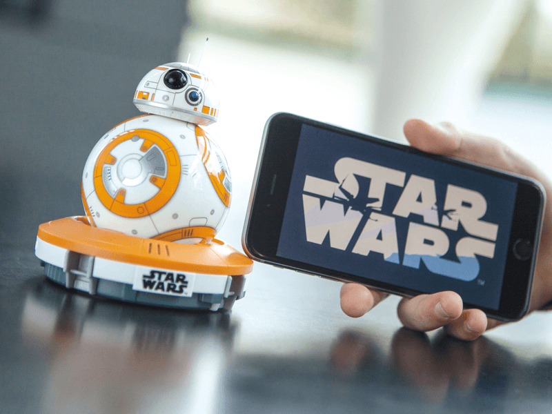 Gadgets news: Inkless Polaroids, scary drones and Star Wars' BB-8