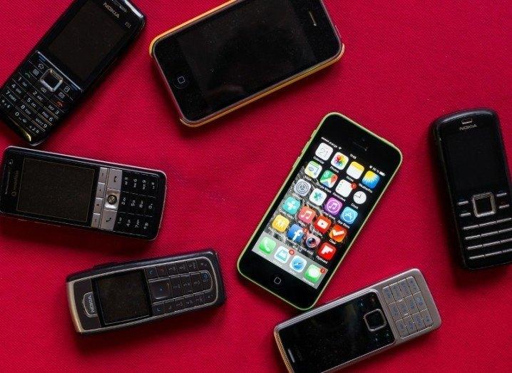 Best-selling phone
