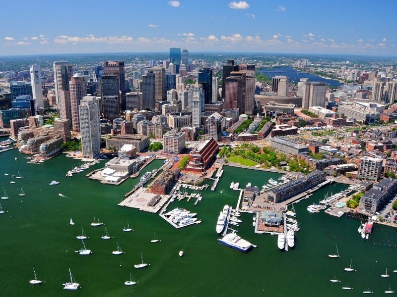 Free office space for three Irish start-ups in Boston