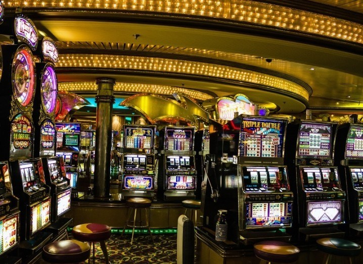 Casino technology
