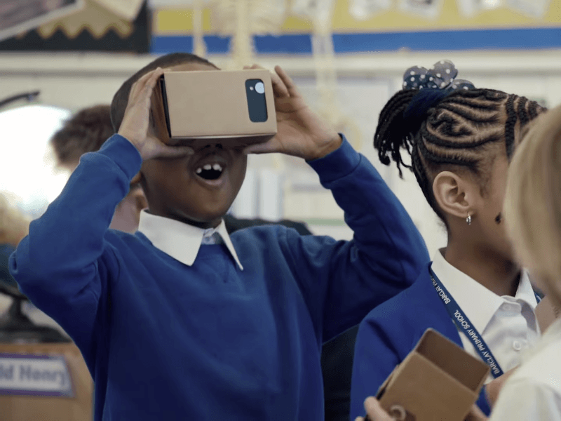 Back to the future of school: edtech gadgets that would blow Marty McFly's mind