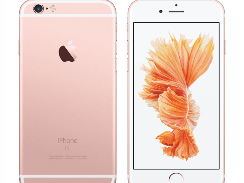 Apple gets touchy feely with new iPhone 6s and iPhone 6s Plus