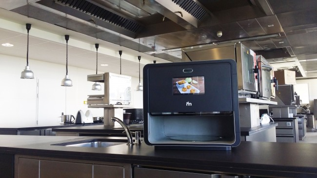 Foodini food 3D printer