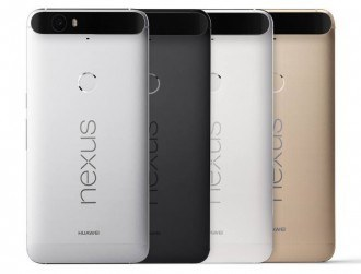 Google's new Nexus 5X and 6P smartphones available for pre-order online from today