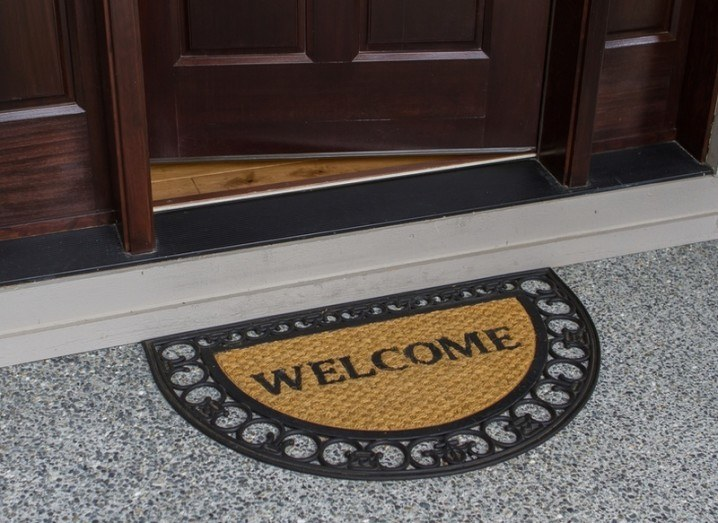 Password Security doormat