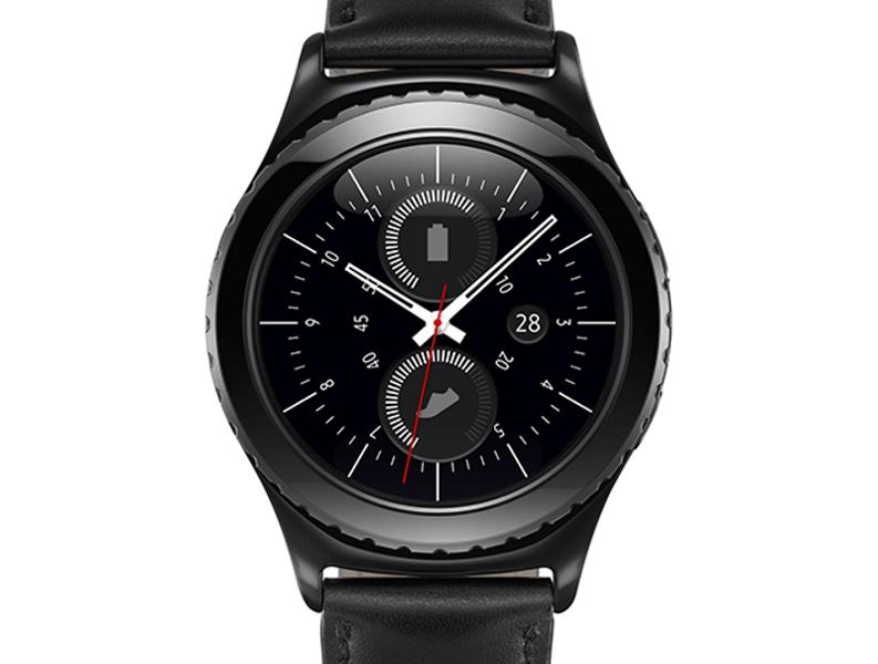 Samsung pre-empts IFA 2015 with circular Gear S2 smartwatch