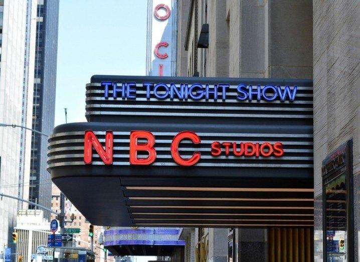 Kenan & Kel: Tonight Show marquee