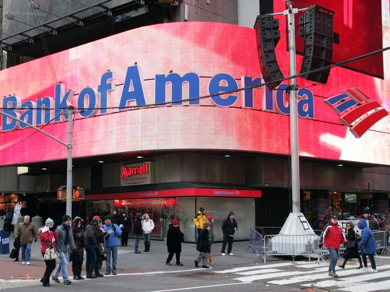 Bank of America adds fingerprint login and Apple Watch app