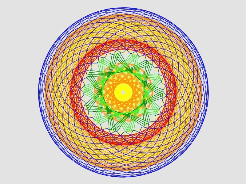 Doodle your way back to childhood with a digital Spirograph