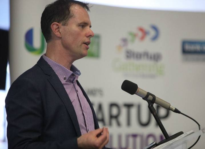 Eoin Costello, Startup Gathering 2015