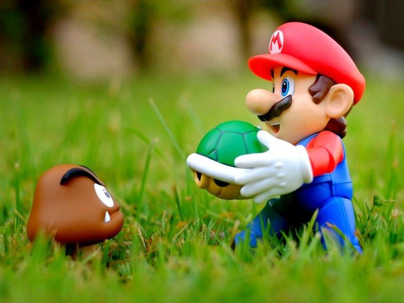 30 wonderful years of Super Mario Bros. (infographic)