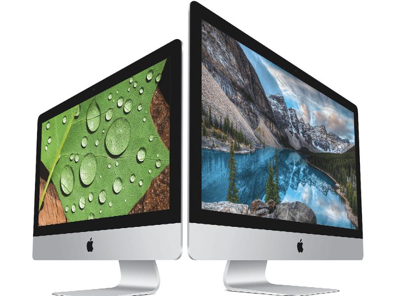 Apple releases new Retina 4K and Retina 5K iMacs