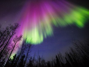 Irish aurora borealis