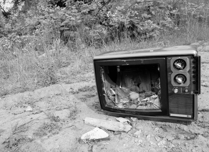 Broken TV | Apple TV