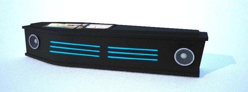 Smart coffin