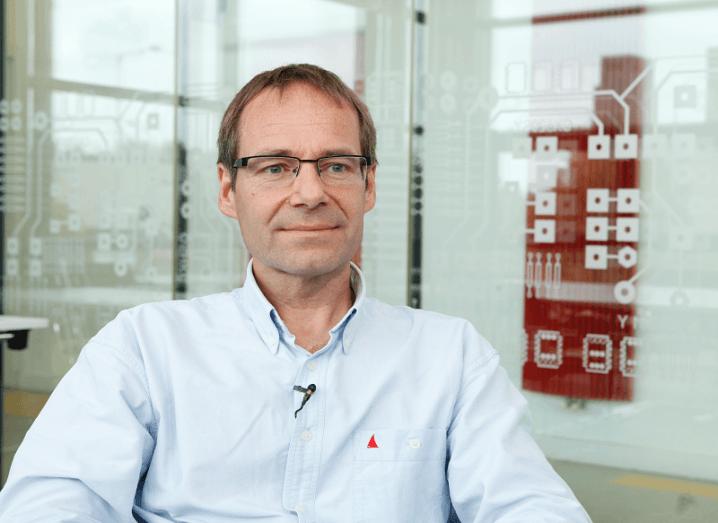 Dirk Pesch, head of Nimbus Centre