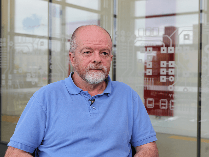 Dr John Barrett on how IoT could be used to predict the future