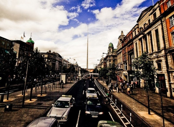 Dublin traffic | Rail strike