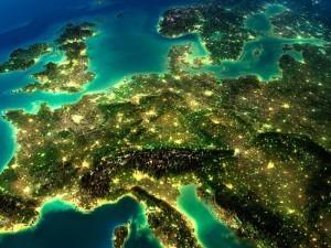 Single digital market: Western Europe