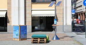 Garageeks charging station